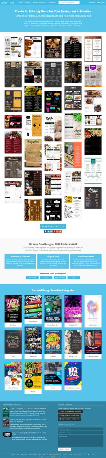 Плакаты, видео и графика для вашего бизнеса